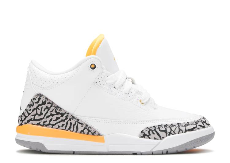 Air Jordan 3 Retro PS 'Laser Orange'