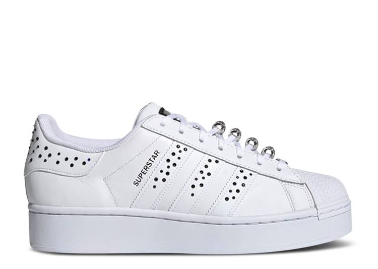 Swarovski x Wmns Superstar Bold 'Cloud White'