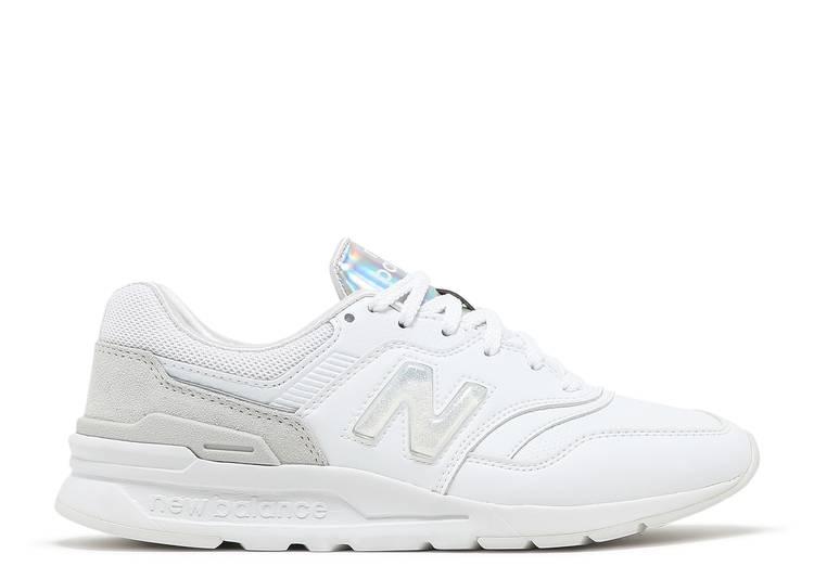 Wmns 997H 'White Silver'