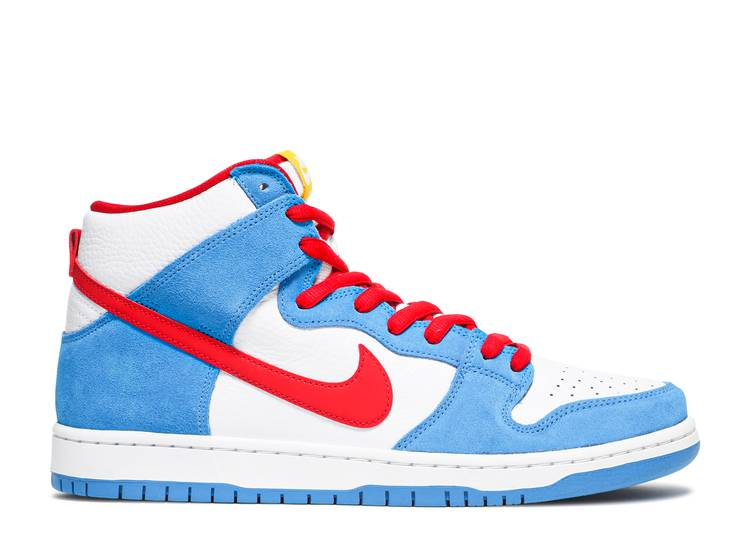 Dunk High SB 'Doraemon'