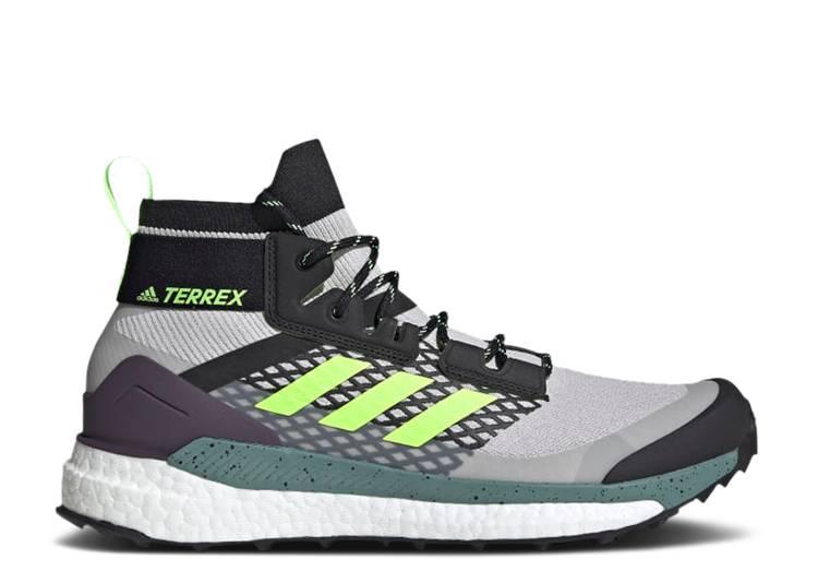 Terrex Free Hiker 'Grey Signal Green'