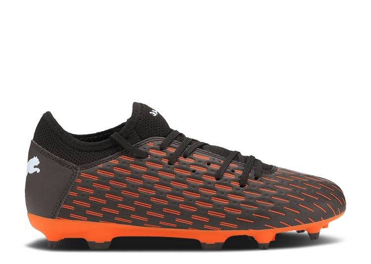 Future 6.4 FG AG Jr 'Black Shocking Orange'