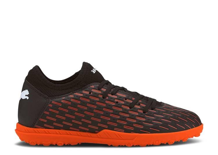 Future 6.4 TT Turf Jr 'Black Shocking Orange'