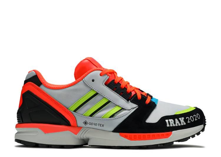 IRAK x ZX 8000 GTX 'A-ZX Series - Orange'