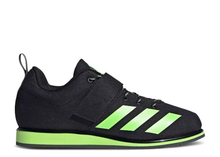 Powerlift 4 'Black Signal Green'