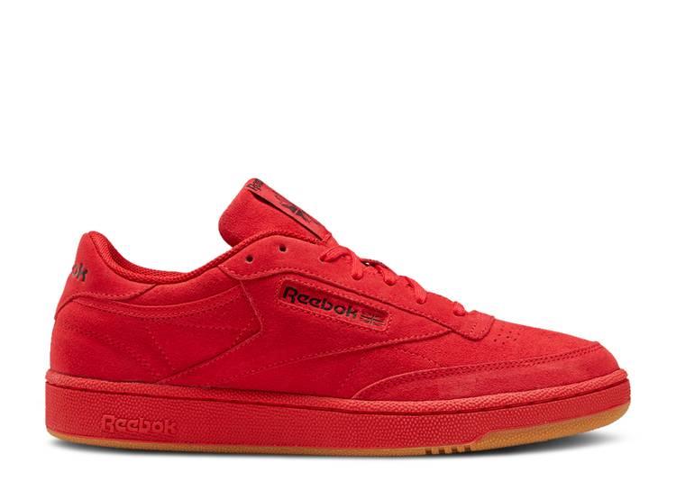 Club C 85 'Monochromatic Red'
