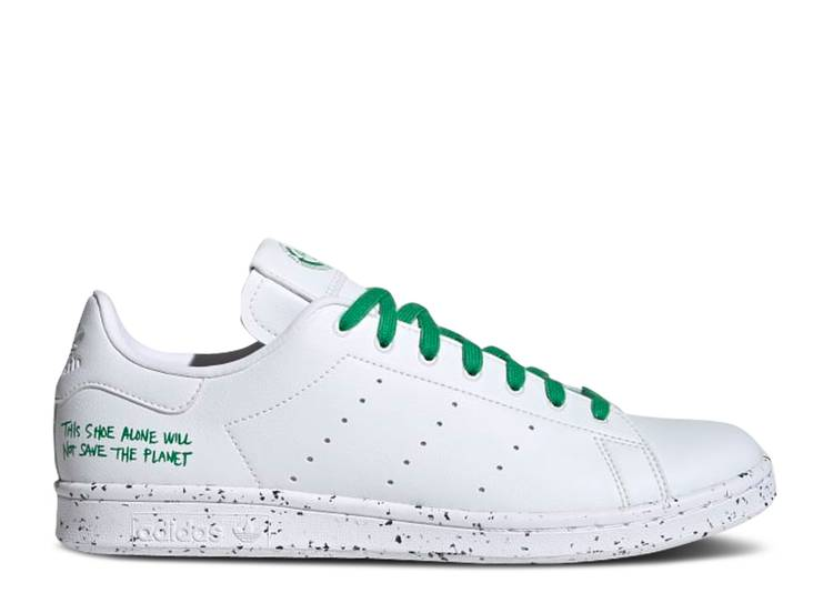 Stan Smith 'Clean Classics Collection - White Green'