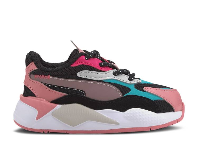 RS-X3 Infant 'City Attack - Viridian Rose'