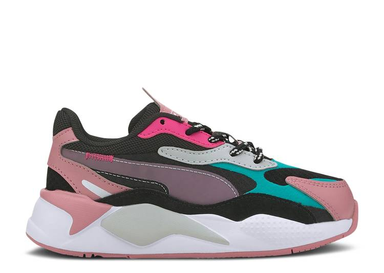 RS-X3 Little Kid 'City Attack - Viridian Rose'