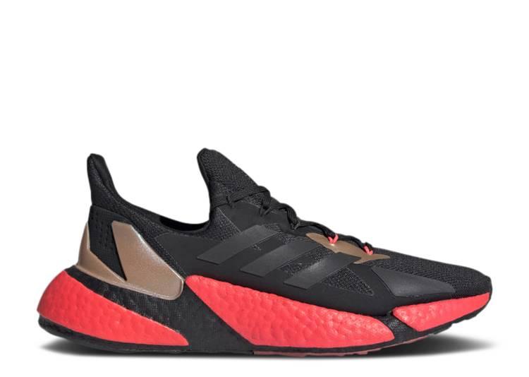 X9000L4 'Black Signal Pink'