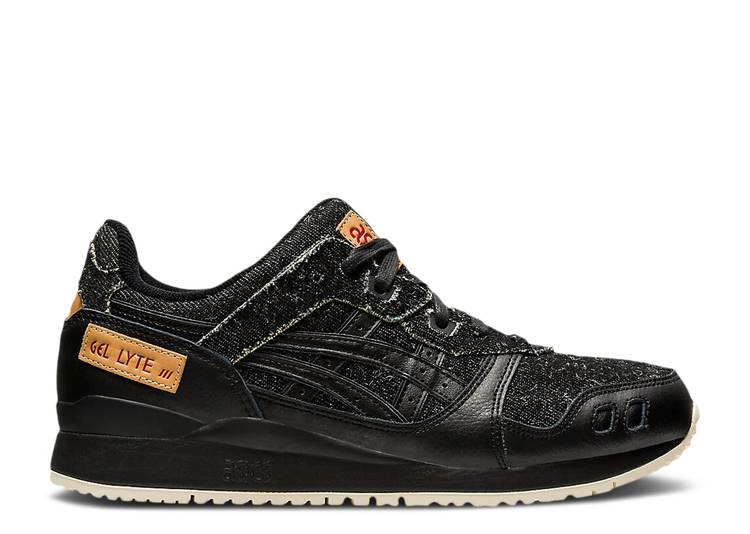 Gel Lyte 3 'Denim Pack - Black'