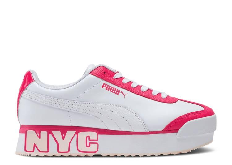 Wmns Roma Amor Logo 'NYC'