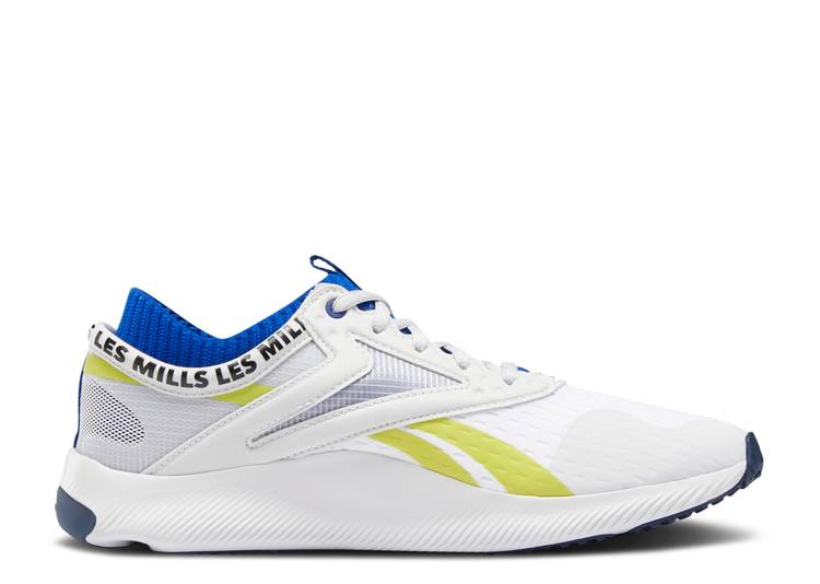 HIIT TR 'White Chartreuse'