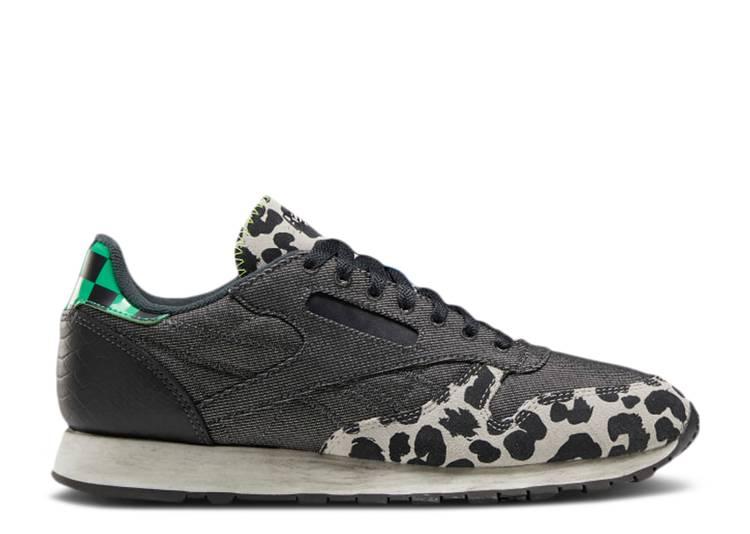Classic Leather MU 'Cheetah Print'
