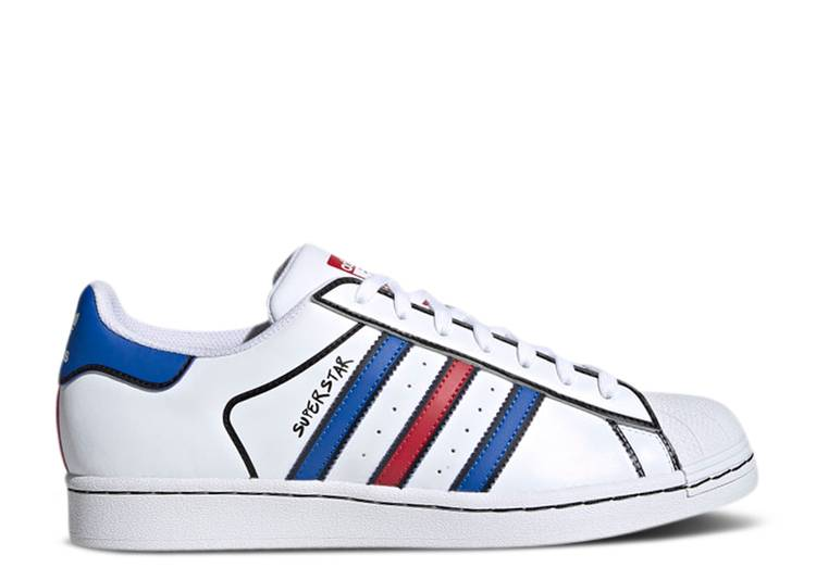 Superstar 'Graphic Print Style'