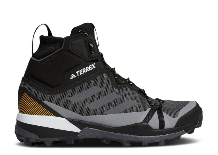 Terrex Skychaser LT Mid Gore-Tex 'Grey Core Black'