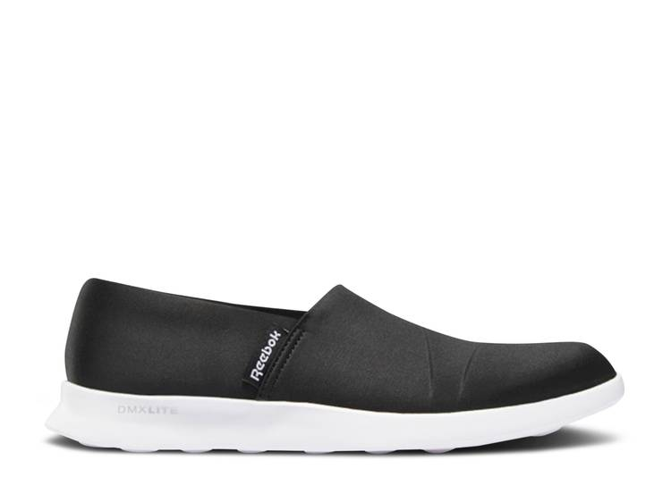 Wmns Reestroll DMX Lite Slip-On 'Black White'
