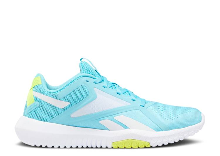 Wmns Flexagon Force 2 'Neon Blue'
