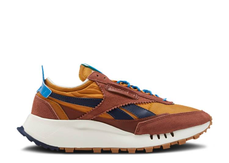Classic Leather Legacy J 'Rich Ochre Brown'
