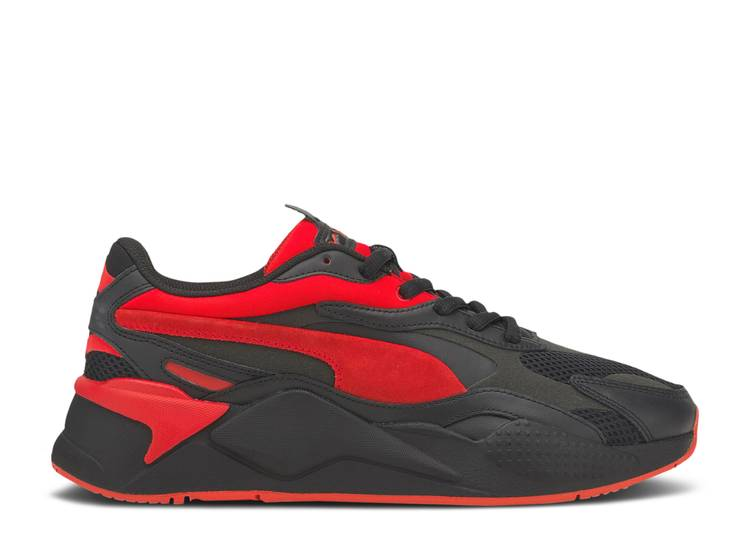 RS-X3 Prism 'Black High Risk Red'