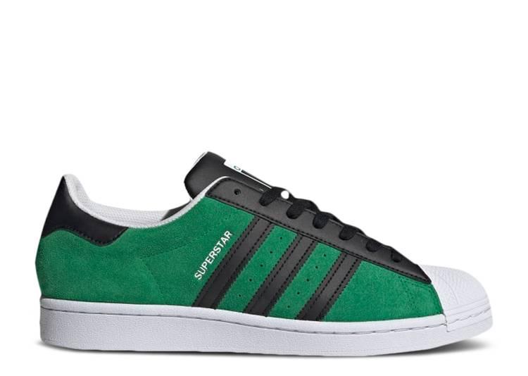 Superstar 'Green Core Black'
