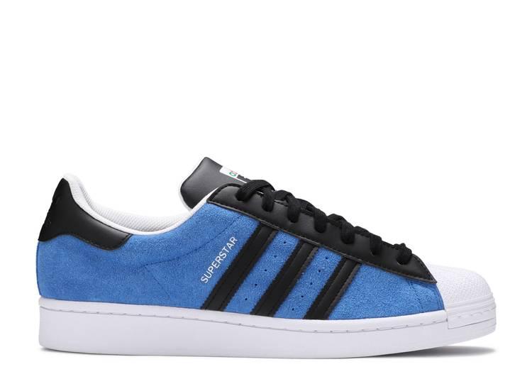 Superstar 'Blue Core Black'