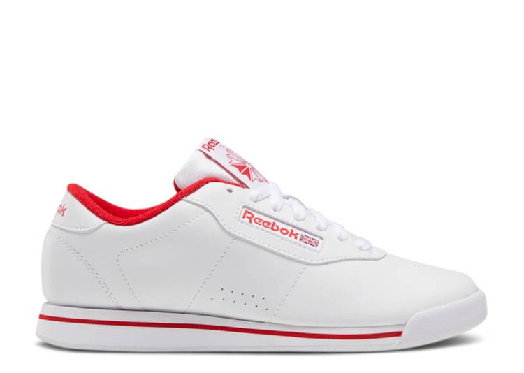 Wmns Princess 'White Vector Red'
