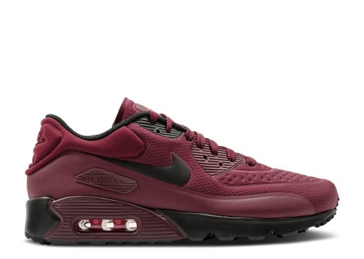 Air Max 90 Ultra SE 'Night Maroon' - Nike - 845039 600 - night ...