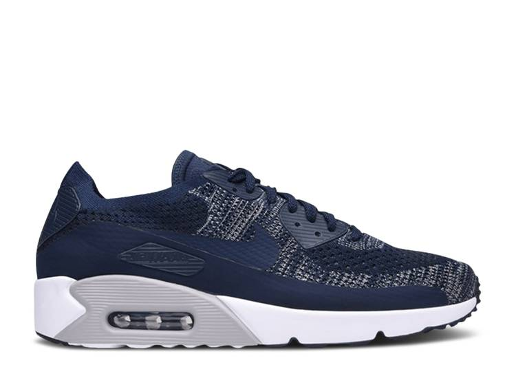 Air Max 90 Ultra 2.0 Flyknit 'College Navy'