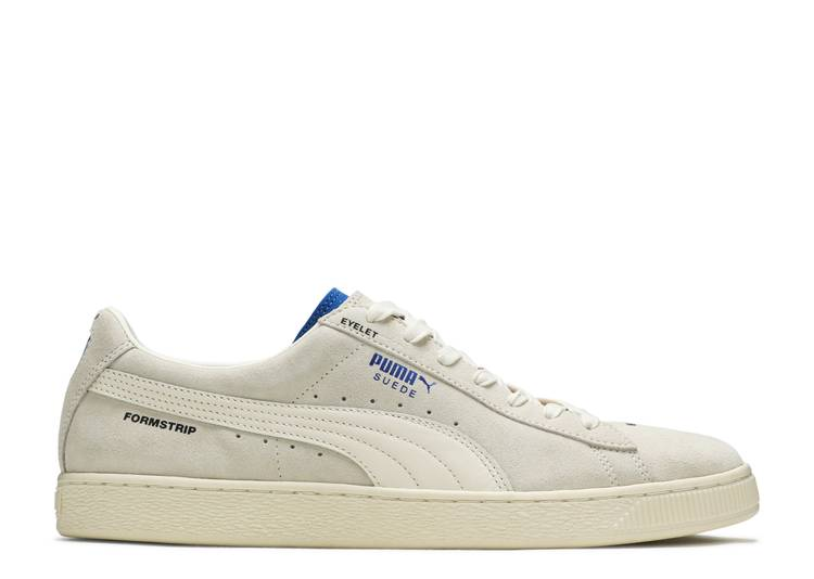 Ader Error x Suede 'Whisper White'