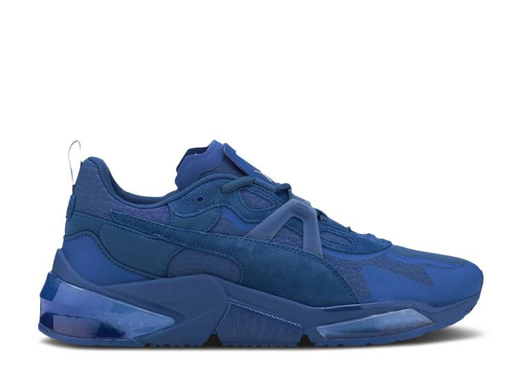 First Mile x LQDCELL Optic 'Monochromatic - Lapis Blue'