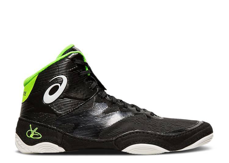 JB Elite 4 'Black Lime'