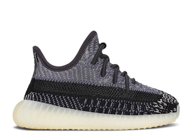 Yeezy Boost 350 V2 Infants 'Carbon'