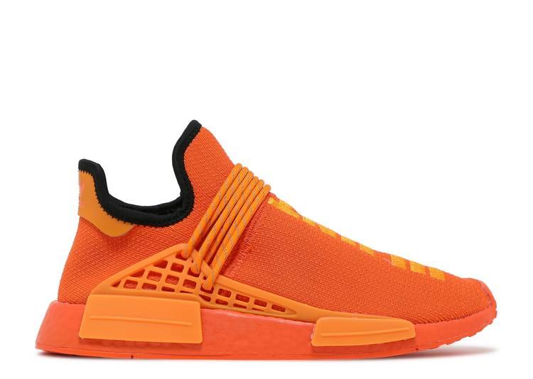 Pharrell x NMD Human Race 'Orange'