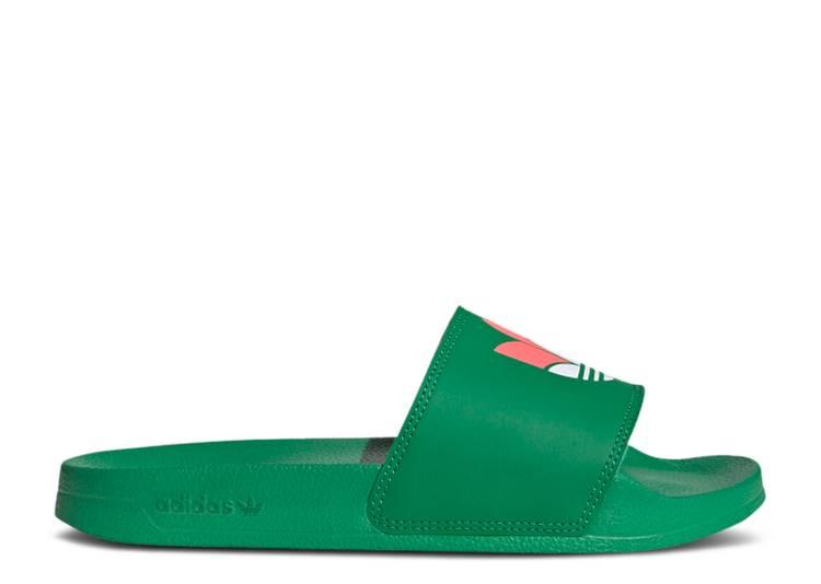 Wmns Adilette Slides 'Green'