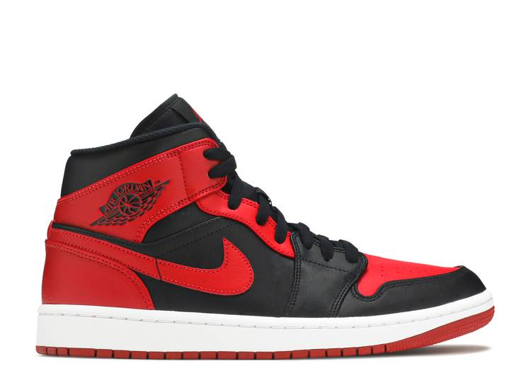 Air Jordan 1 Mid 'Banned'