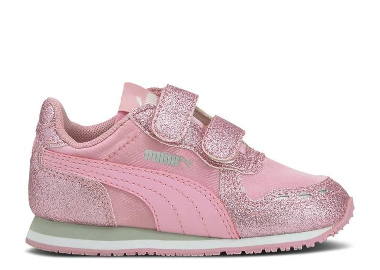 Cabana Racer AC Infant 'Glitz - Pale Pink'