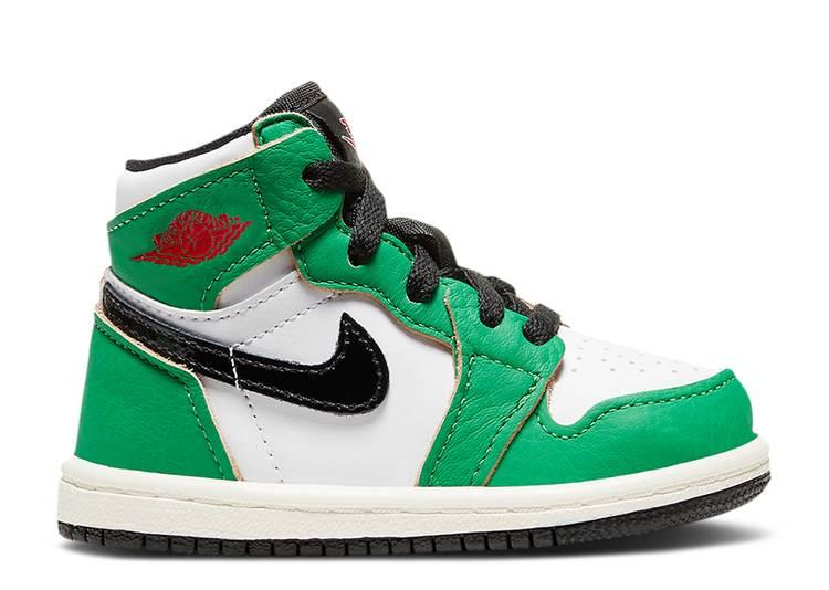 Wmns Air Jordan 1 Retro High OG 'Lucky Green'