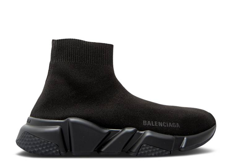 Balenciaga Wmns Speed Trainer 'Black'