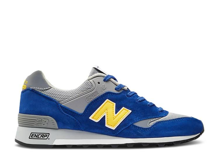 577 Made In UK 'Blue Yellow'