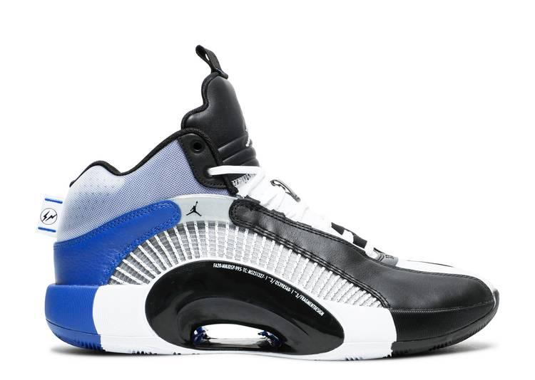 Fragment Design x Air Jordan 35 'Base Grey' 'Base Grey'