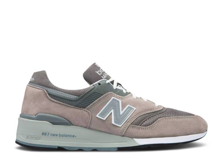 997 Made In USA 'Grey'
