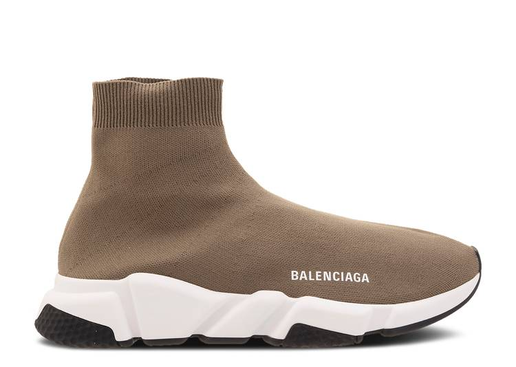 Balenciaga Speed Trainer 'Khaki'