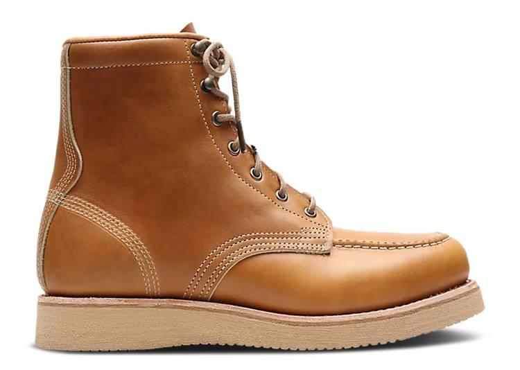 American Craft Moc Toe Boot 'Yellow'