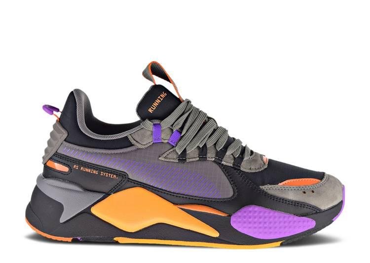 RS-X OH 'Black Purple Glimmer'
