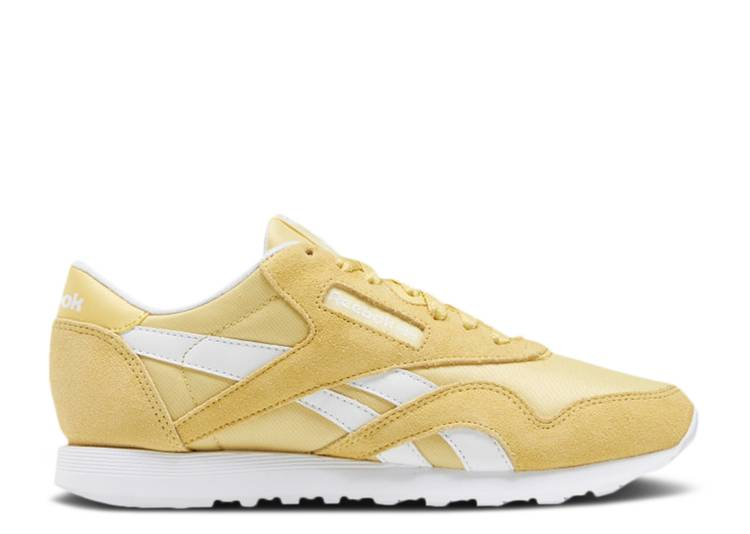 Wmns Classic Nylon 'Weathered Yellow'