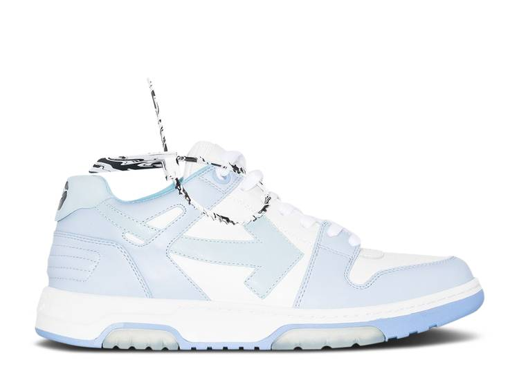 Off-White Out of Office Low 'White Light Blue'