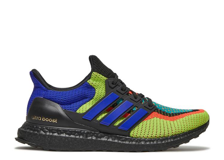 UltraBoost 2.0 DNA 'What The - Core Black'