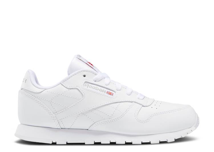 Classic Leather J 'White'