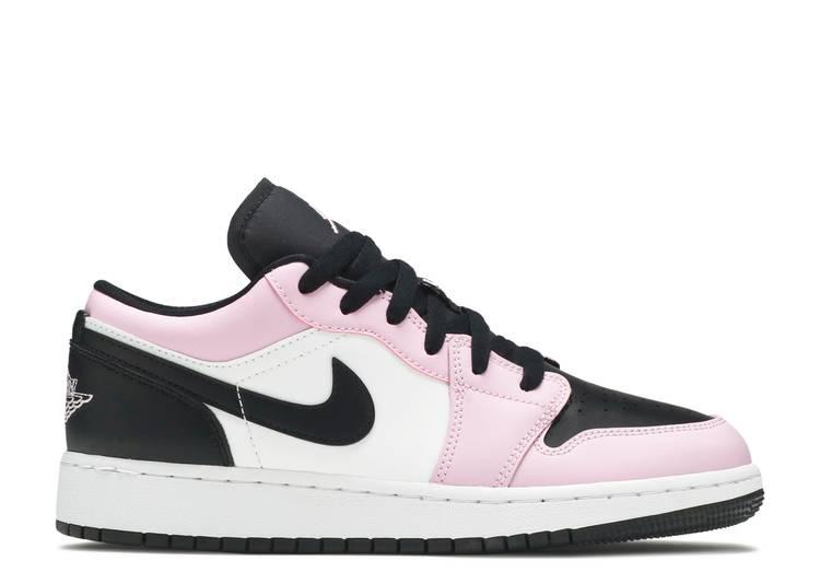 Air Jordan 1 Low GS 'Light Arctic Pink'